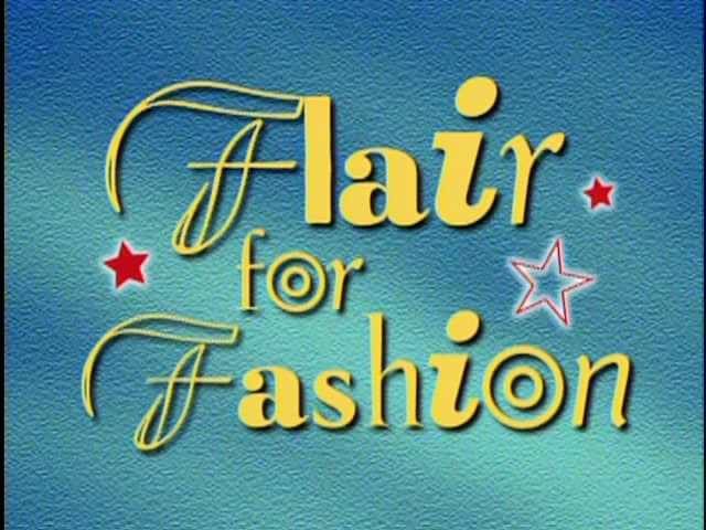 Flair for Fashion