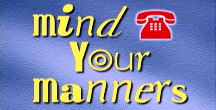 (05) Mind Your Manners (Telephone Etiquette)