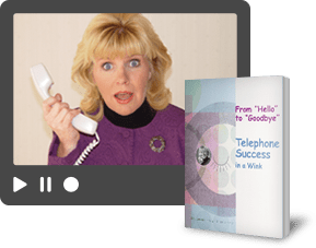 How to answer the phone. Phone skills